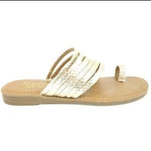 Franco Sarto Slip-on Sandals size 8M